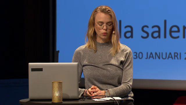 UR Samtiden - Forum jämställdhet 2019 : Incels - hur kan vi förstå dem?