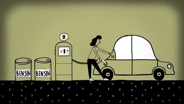 Rädda världen : Bilar