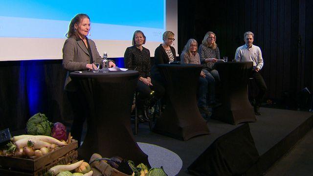 UR Samtiden - Food Planning : Krisberedskapen i vårt samhälle