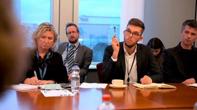 EU i fokus : Lobbyism