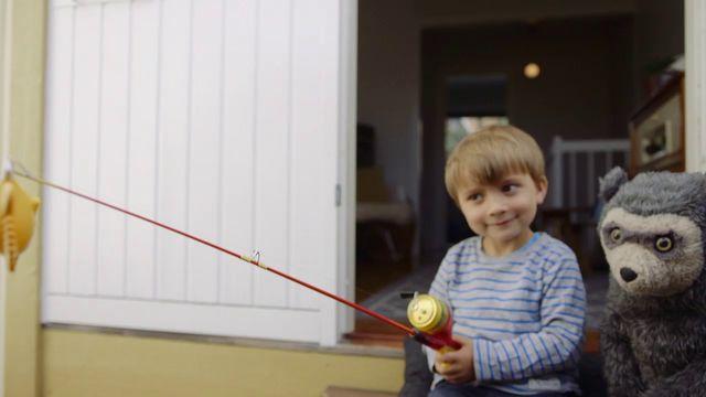 Brillebjörn : Barnvakt