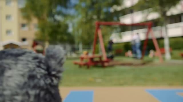 Brillebjörn : De stora barnen