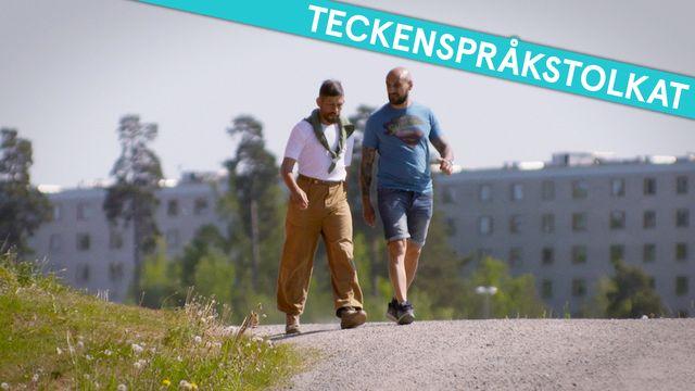 PK-mannen - teckenspråkstolkat : Där jag bor finns ingen arbetarklass