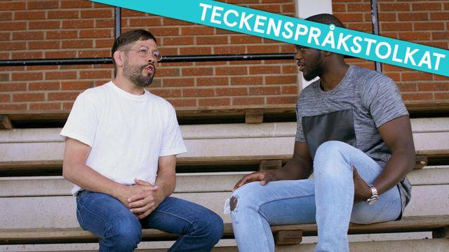 PK-mannen - teckenspråkstolkat : Metoo - vägen till insikt