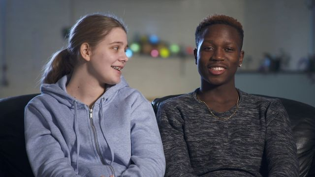 Elin, Alvin och vuxenlivet : Kärlek