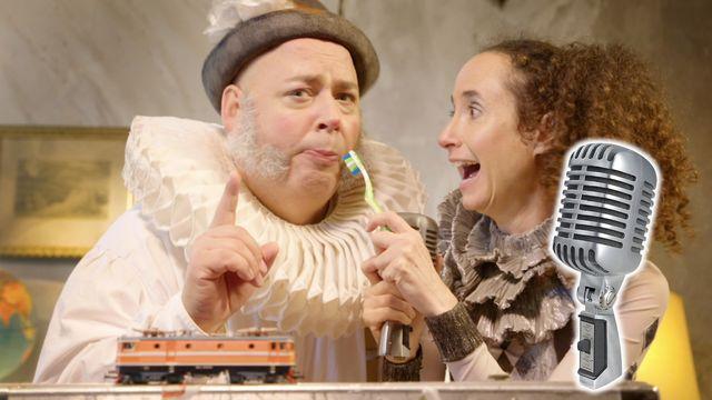 Gordon & Penny Sing-along : Travel