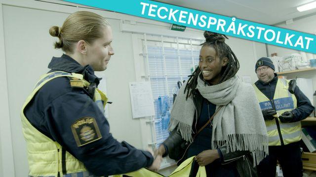 Fatta EU - teckenspråkstolkat : Samarbete