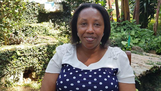 Folkmordet i Rwanda: vittnesmål : Jeanne d'Arc