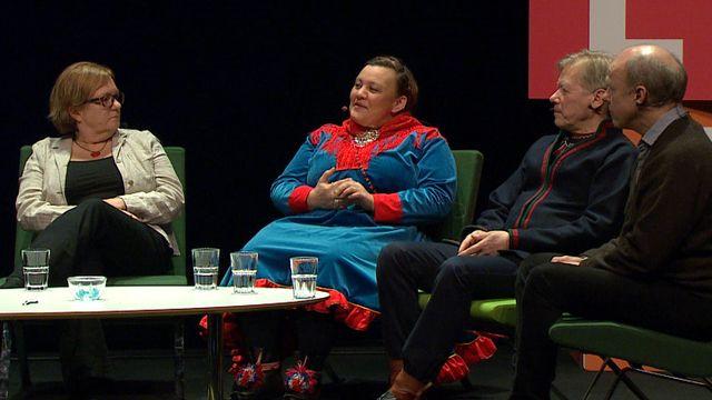 UR Samtiden - Littfest 2019 : Röster från norr