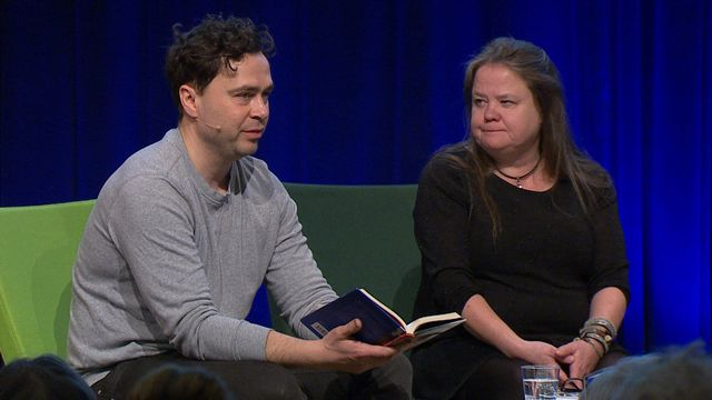 UR Samtiden - Littfest 2019 : Sápmi i litteraturen och litteraturen i Sápmi