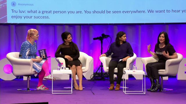 UR Samtiden - Women in tech 2019 : Hållbar artificiell intelligens