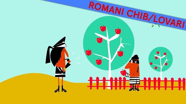 Så funkar Sverige - romani chib/lovari : Yttrandefrihet