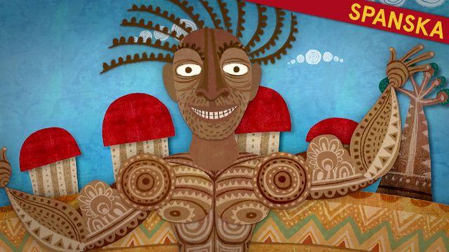 Folksagor i världen - spanska : Världens starkaste man