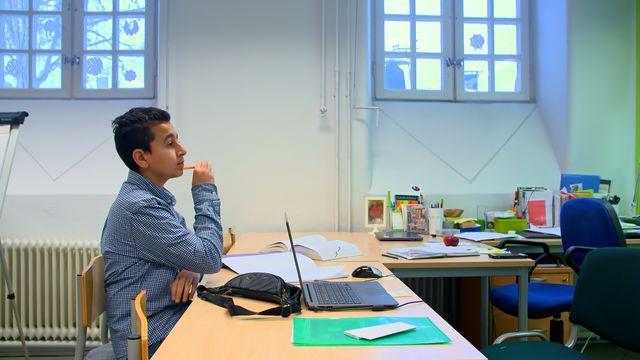 SOS - skolan och Sverige : Eshan
