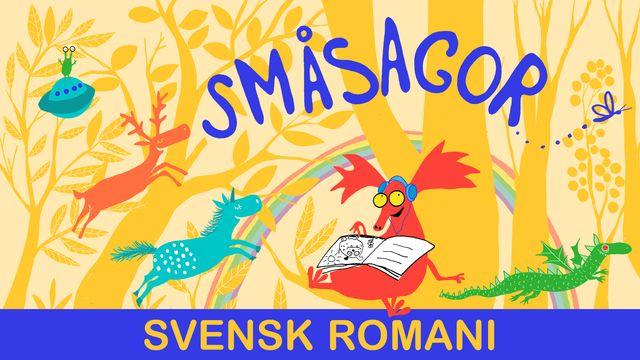 Småsagor - svensk romani : Dumma teckning!