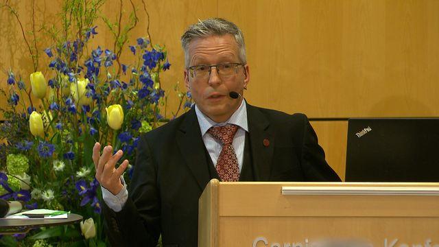 UR Samtiden - Mer än svår trötthet : ME/CFS - aktuell internationell forskning