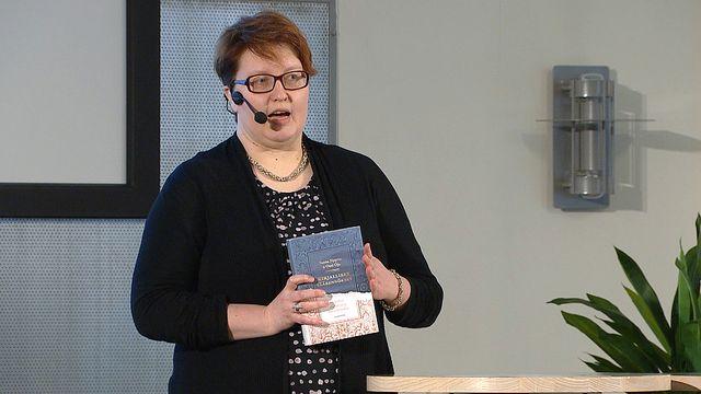 UR Samtiden - Språkseminarium i finska 2019 : Litterära plagiat