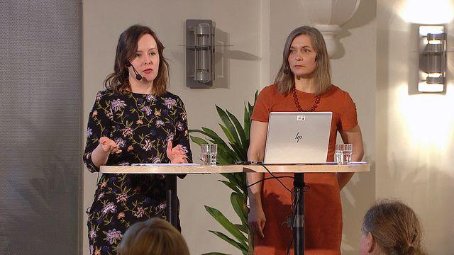 UR Samtiden - Språkseminarium i finska 2019 : Språkrådets finska språkrådgivning