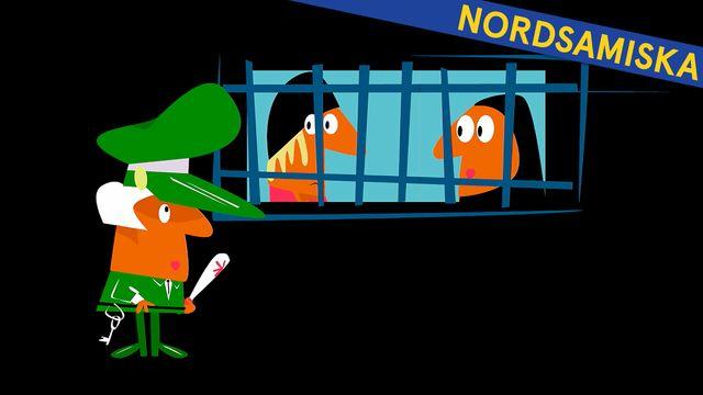 Så funkar Sverige - nordsamiska : Yttrandefrihet