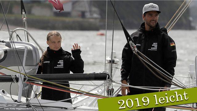 Nachrichten auf Deutsch Leicht : 2019-08-31