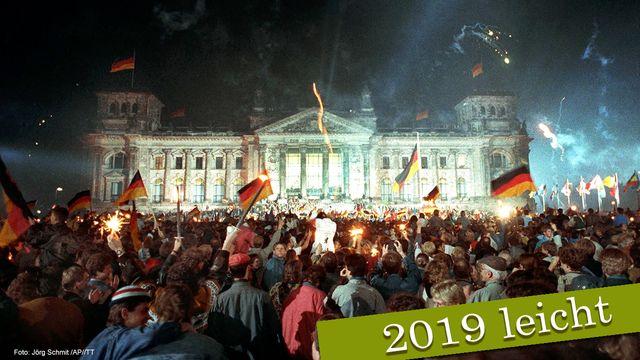 Nachrichten auf Deutsch Leicht : 2019-10-26