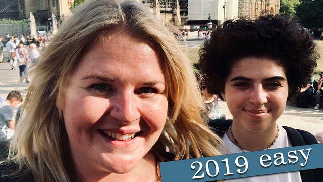 Newsreel Easy : 2019-09-07