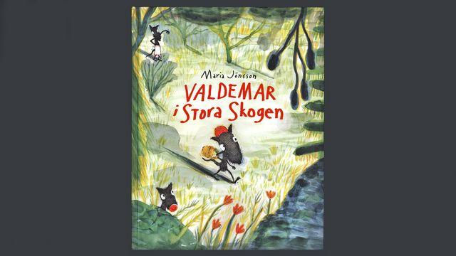 Småsagor : Valdemar i stora skogen