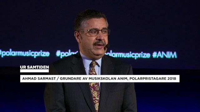 UR Samtiden - Polar Talks 2019 : Musikens enande kraft i Afghanistan