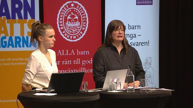 UR Samtiden - Barnrättsdagarna 2019 : Från teori till praktik