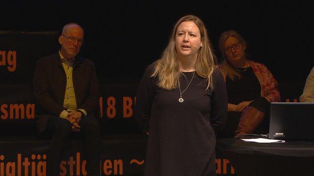 UR Samtiden - Barnrättsdagarna 2019 : Leva tillsammans trots misstankar om barnmisshandel