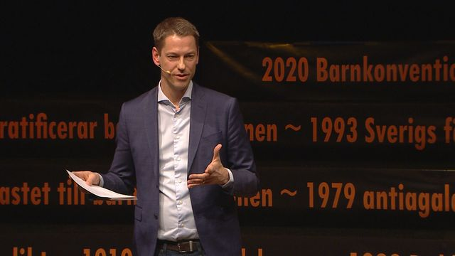 UR Samtiden - Barnrättsdagarna 2019 : Barnkonventionen 2020: Är vi redo?