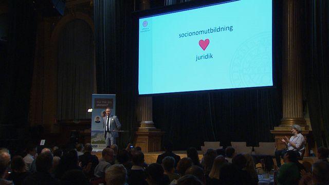 UR Samtiden - Fördjupad samverkan mot överskuldsättning : Handläggarens kunskap - Uppsala universitet