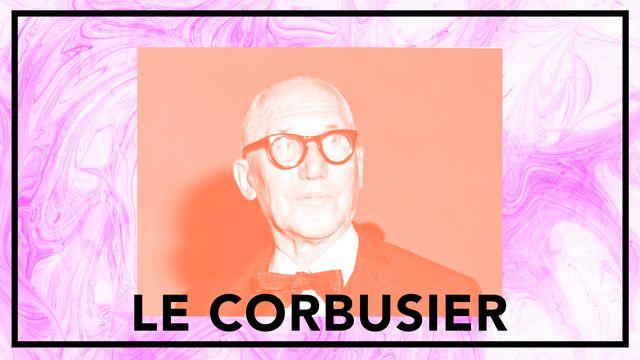 Bildningsbyrån - tänka mot strömmen : Le Corbusier - bo bra och bli lycklig