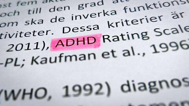 Skolministeriet : Skolan och adhd-diagnoserna