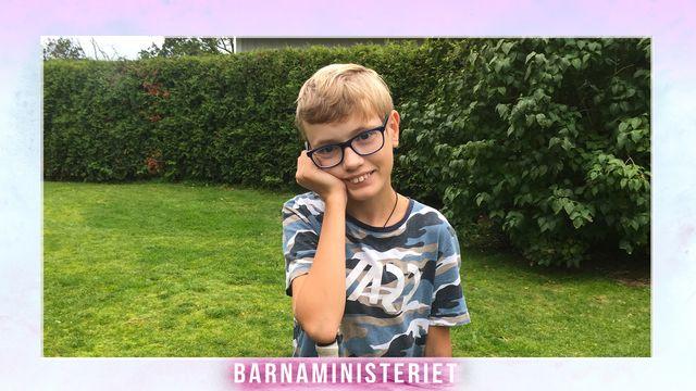 Barnaministeriet : Liams enda chans