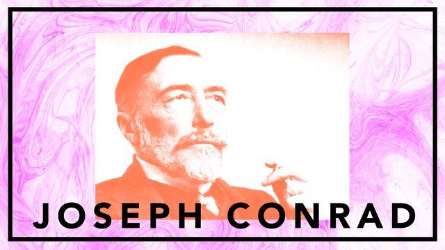 Bildningsbyrån - tänka mot strömmen : Joseph Conrad - en mörk historia