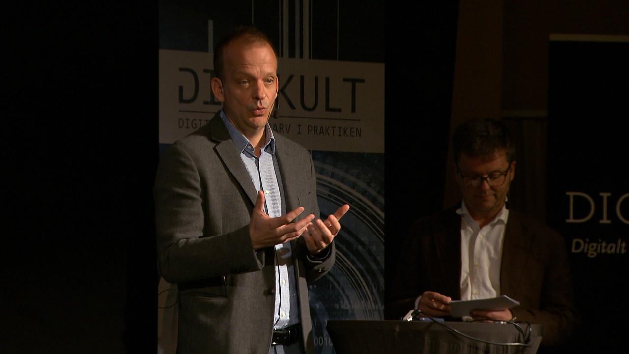 Gustaf Skrdeman - Skning   SVT Play