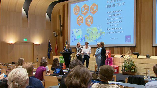 UR Samtiden - Det hållbara friluftslivet : Plats för friluftsliv