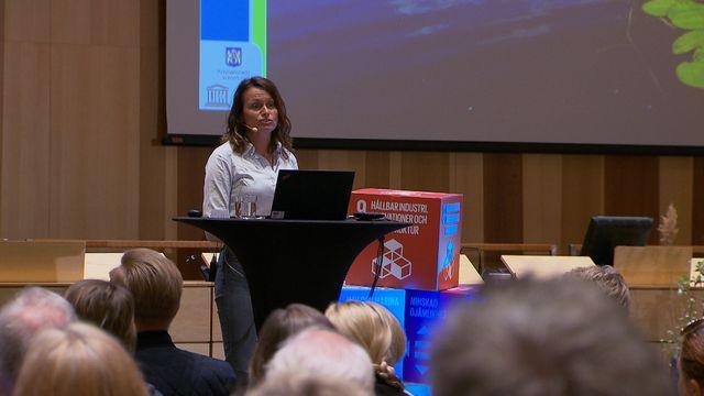 UR Samtiden - Det hållbara friluftslivet : Agendamål och friluftsliv i biosfärområden