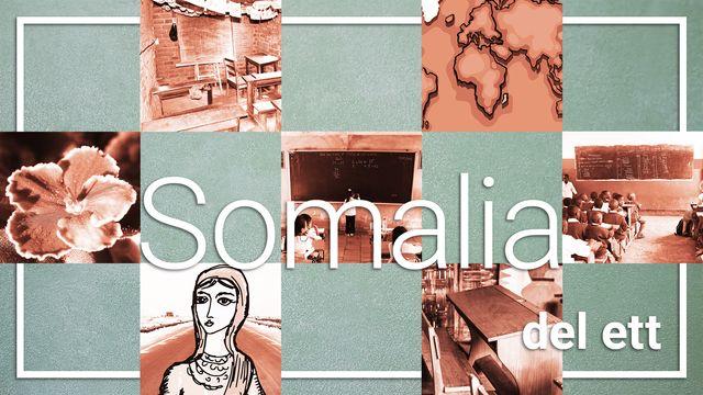Mitt land, mitt liv, min skola : Somalia del ett - att vara elev