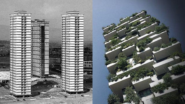 Byggnaderna som förändrade staden : Boende för många