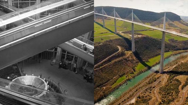 Byggnaderna som förändrade staden : Resor