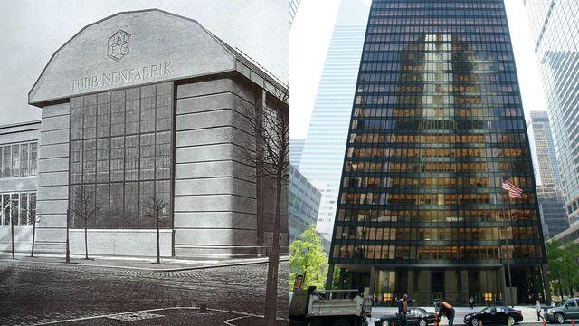 Byggnaderna som förändrade staden : Arbete