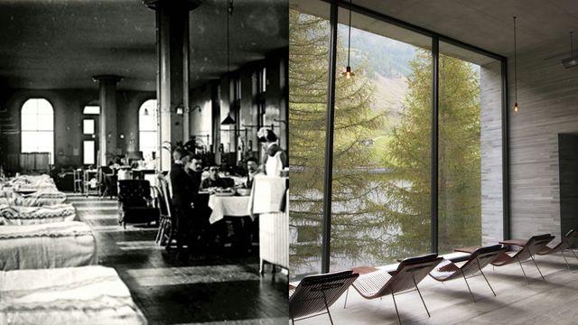 Byggnaderna som förändrade staden : Vård