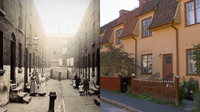 Byggnaderna som förändrade staden : Boende för några