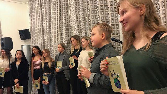 Ajankohtaista suomeksi : 2019-11-30