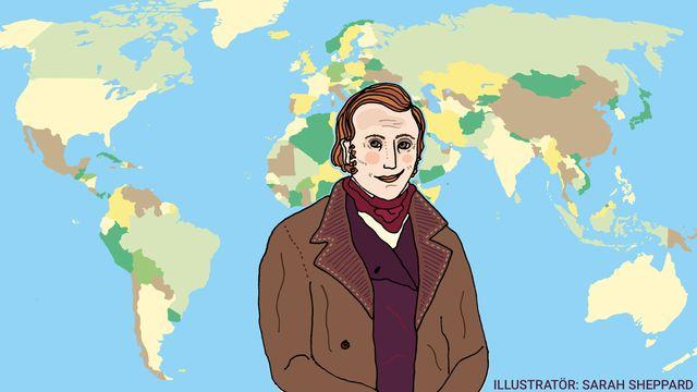 Kul fakta - resor jorden runt : Evolutionsteorin