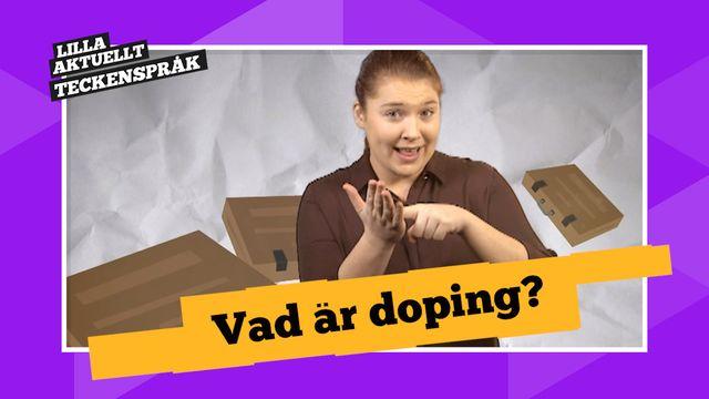 Vi förklarar! : Världens första dopingsökhund