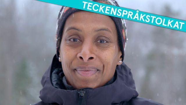 Diagnosresan - teckenspråkstolkat : Helen
