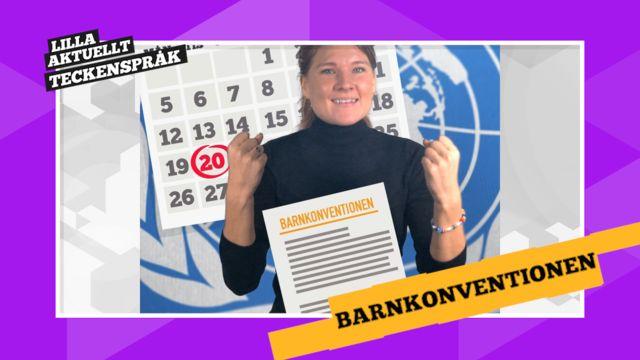 Vi förklarar! : Barnkonventionen